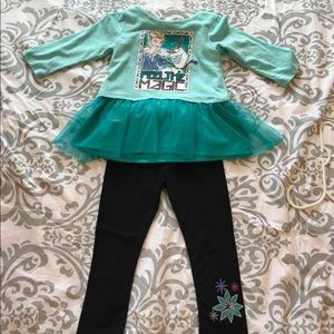 Other - NWOT 3t Elsa Outfit